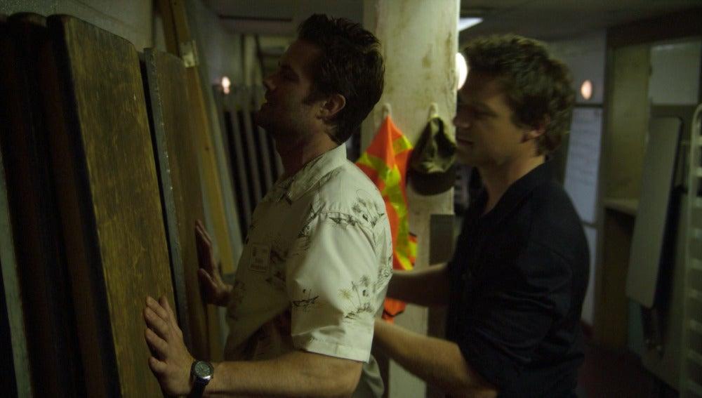 Jim se cuela en una fiesta para arrestar a un presunto asesino múltiple