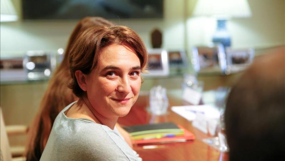 Ada Colau en una imagen de archivo