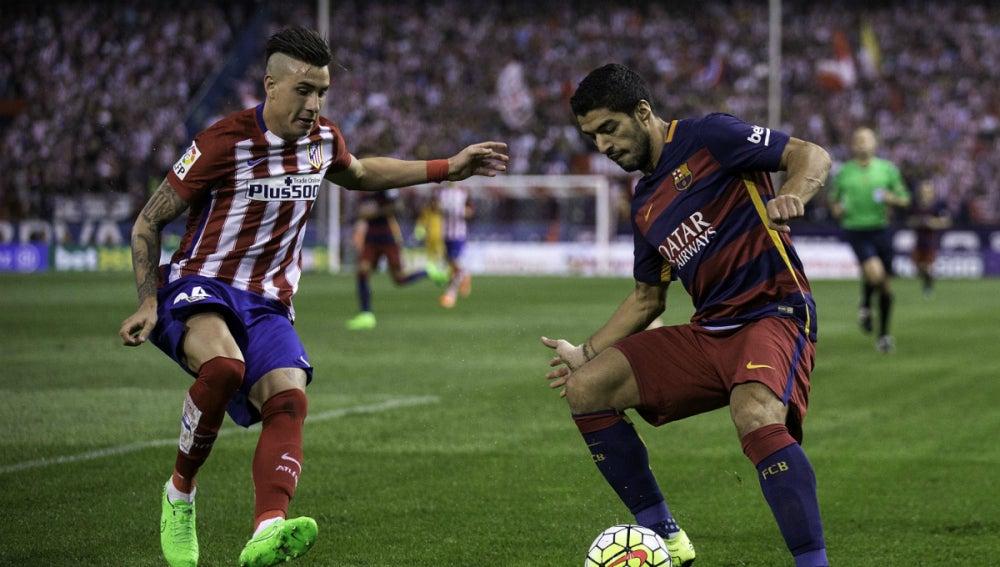 Atlético de Madrid- FC Barcelona
