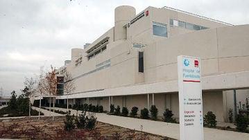 Imagen de archivo del Hospital de Fuenlabrada
