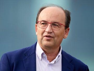 José Castro, presidente del Sevilla