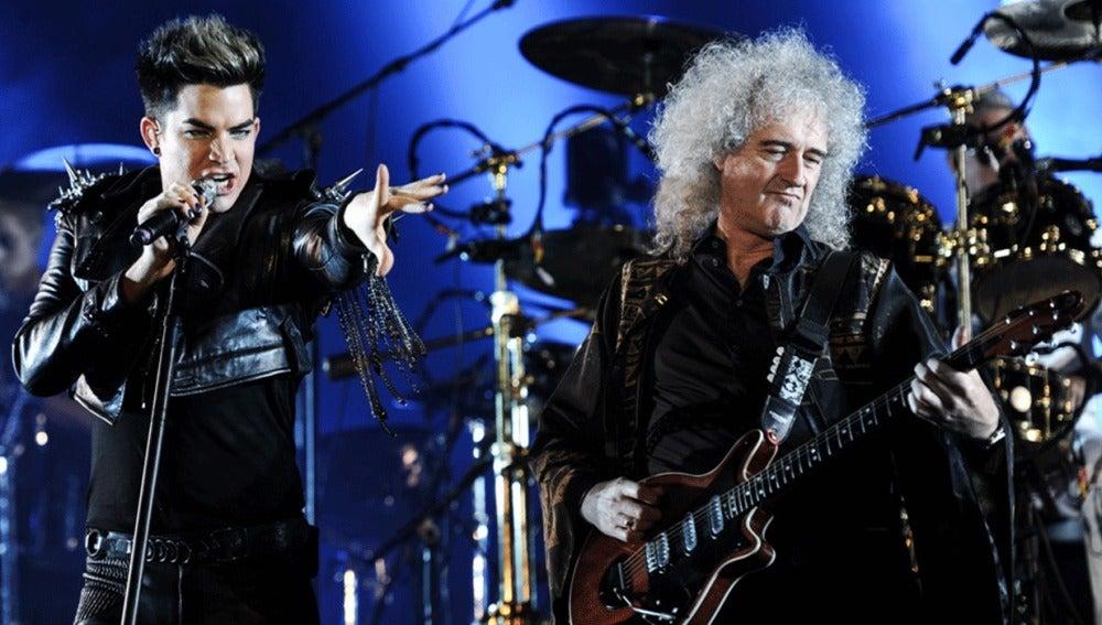 Adam Lambert, nuevo vocalista de Queen