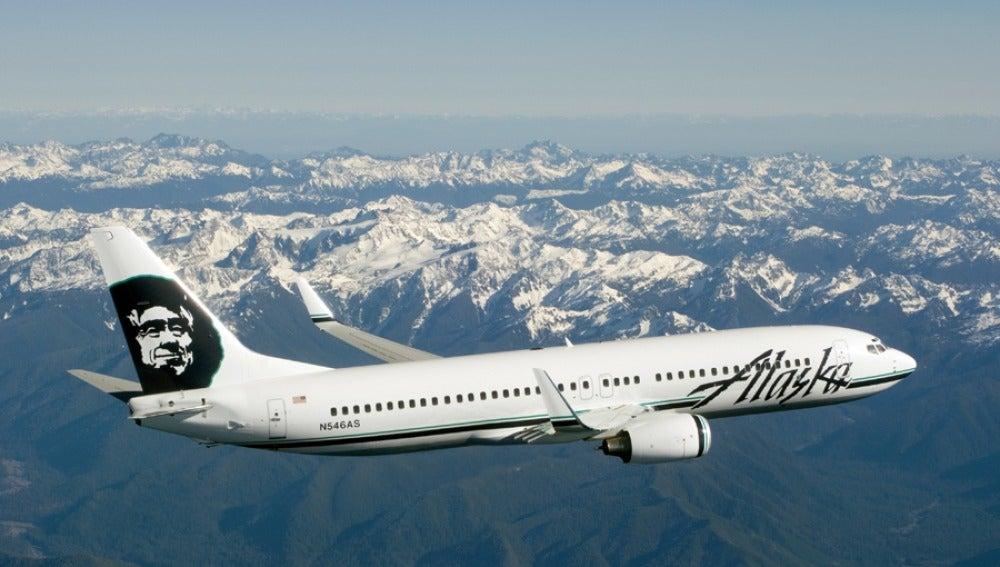 Boeing 737-800 de Alaska Airlines