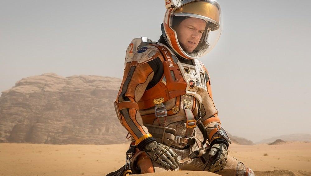 Matt Damon en 'Marte (The Martian)'