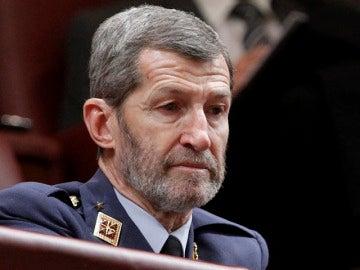 El exjefe del Estado Mayor de la Defensa (Jemad) Julio Rodríguez