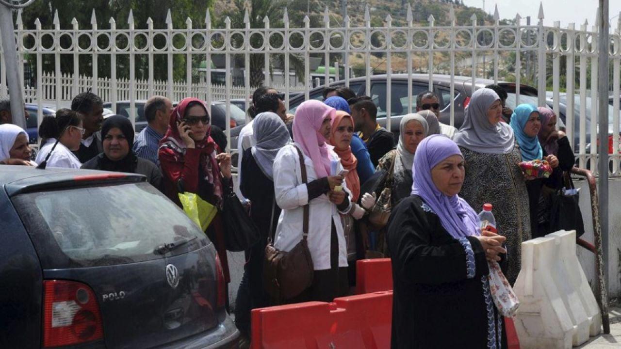 Mujeres en Túnez (Archivo)