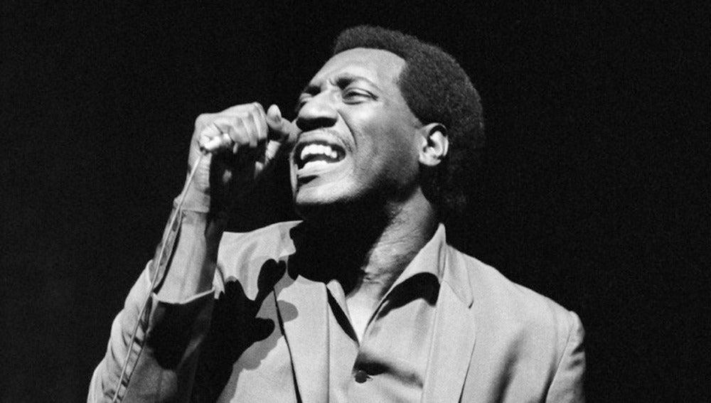 El cantante de soul Otis Redding