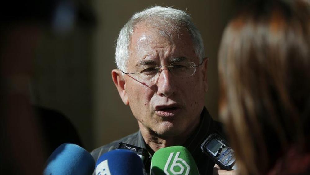 El líder de la plataforma 'Gana Madrid', Enrique del Olmo