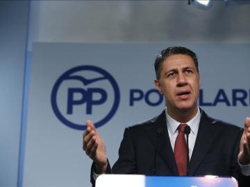 Xavier García Albiol, líder de PP en Cataluña