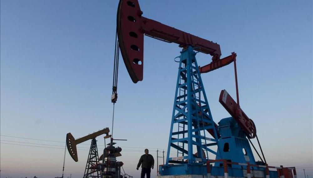 Un pozo de petróleo