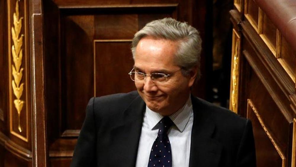 Pedro Gómez de la Serna en el Congreso