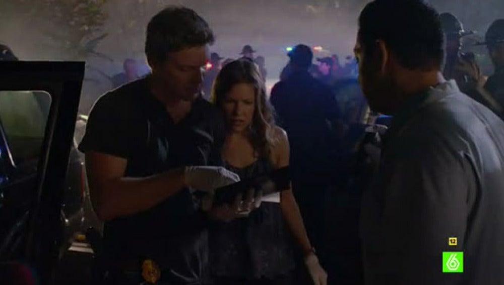 Callie y Jim intentan encontrar con vida al bebé de Valerie