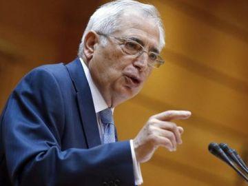 El presidente de Melilla, Juan José Imbroda.