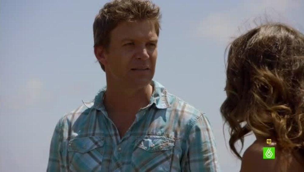 Jeff aconseja a Callie que le cuente la verdad a su hijo Jim