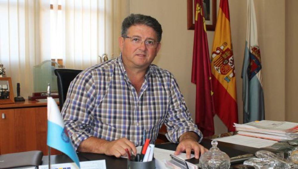 Anastasio Bastida, alcalde de Los Alcázares