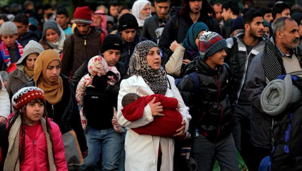 Refugiados en Alemania
