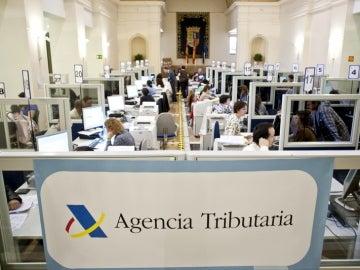 Oficinas de la Agencia Tributaria