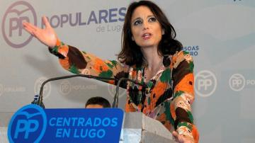 """Andrea Levy, sobre Rivera  """"Es el número dos de Pedro Sánchez, viene a revivir el 'zapaterismo'"""""""