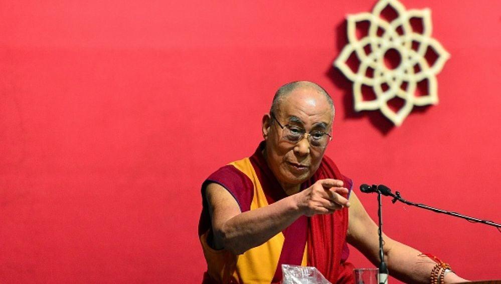 El Dálai Lama en una imagen de archivo