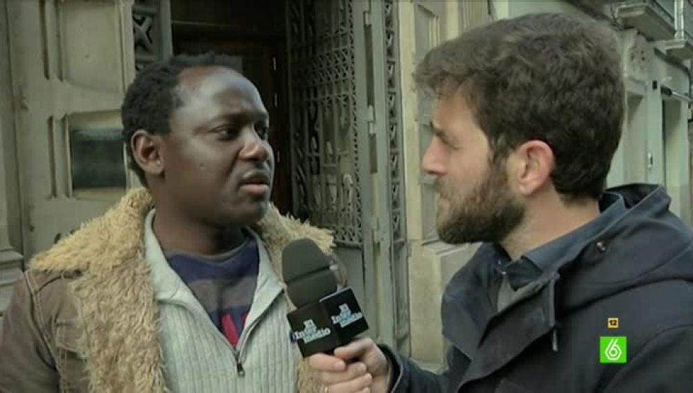 """Adama: """"Es una barbaridad que tengamos que pagar 309 euros de tasas para conseguir la nacionalidad"""""""