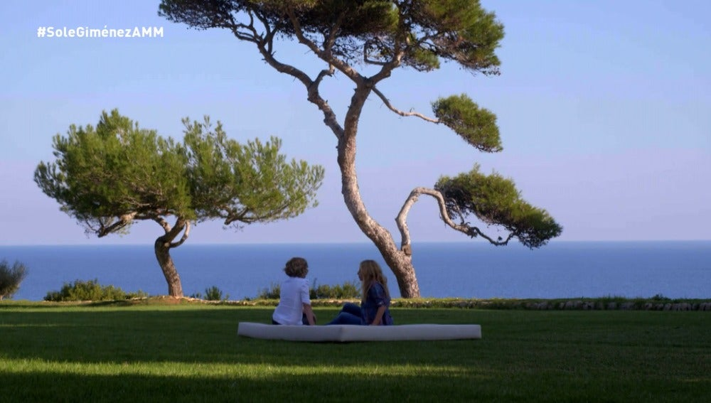"""Sole Giménez: """" Con la meditación he conseguido escucharme mucho a mi misma"""""""