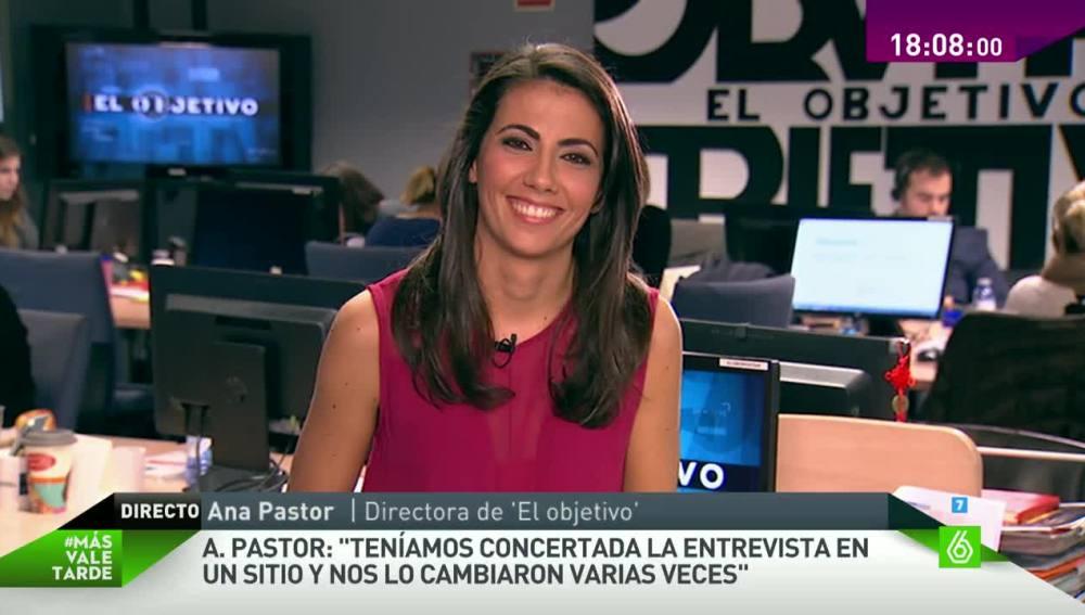 Ana Pastor en MVT