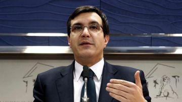 El diputado del PP y exsecretario de Estado de Relaciones con las Cortes, José Luis Ayllón