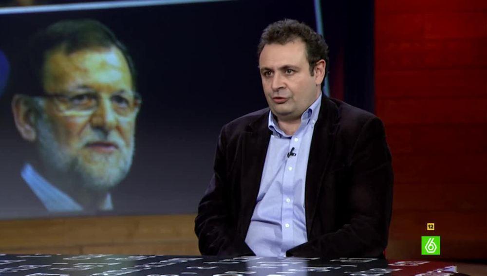 Ignacio Sánchez Cuenca en El Intermedio