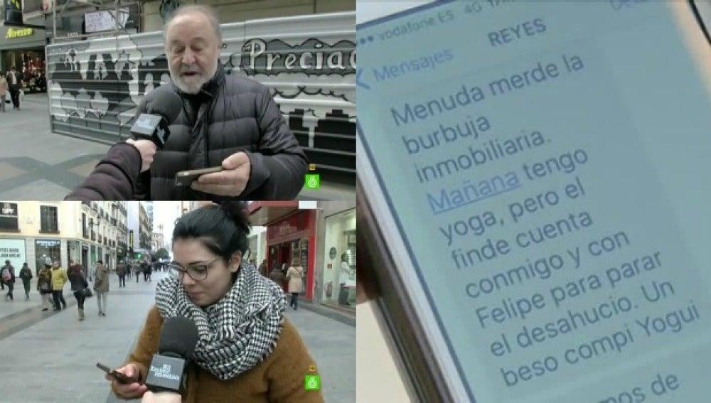 Los mensajes que los reyes envían a los ciudadanos españoles