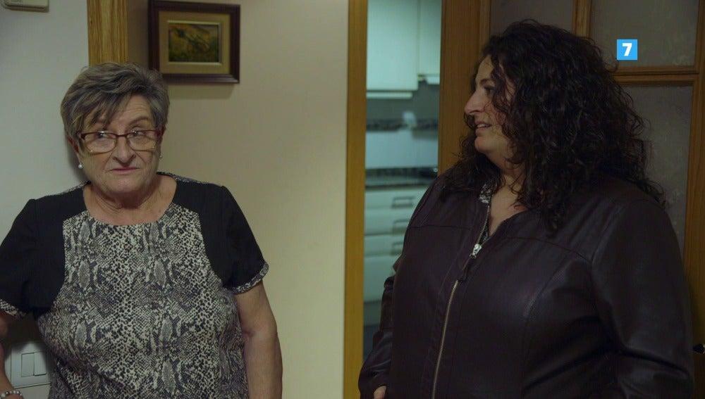 Abuela y madre, en Salvados
