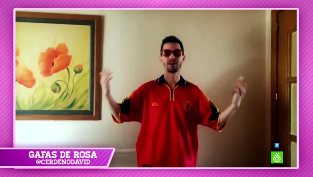 Vídeo versionando canciones Estopa