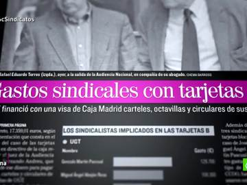 Tarjetas Black en los sindicatos