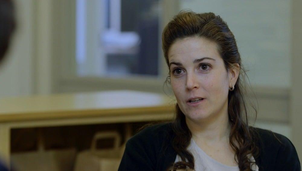 Erika Mata en Salvados