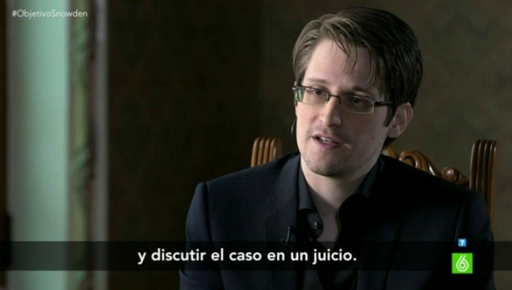 Snowden en El Objetivo