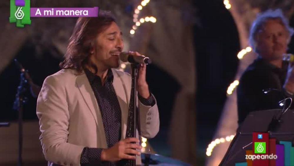 Antonio Carmona versionará 'Que yo no quiero problemas' de David DeMaría