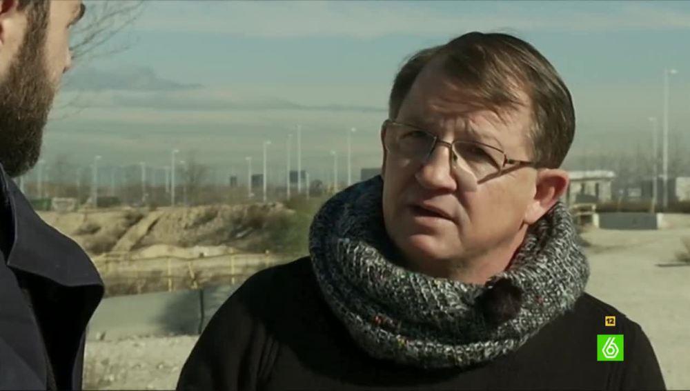 Antonio Hernández, periodista de investigación de El País