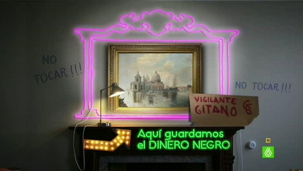 La forma de 'esconder' dinero de Mari Carmen García Fuster