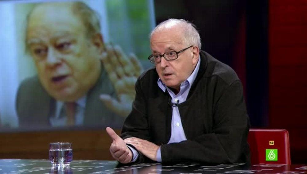 El periodista José Martí Gómez visita El Intermedio
