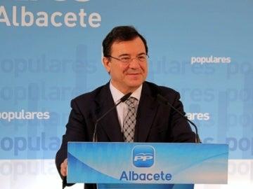Francisco Molinero Hoyos, diputado del PP por Albacete