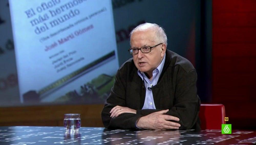 José Martí Gómez en El intermedio