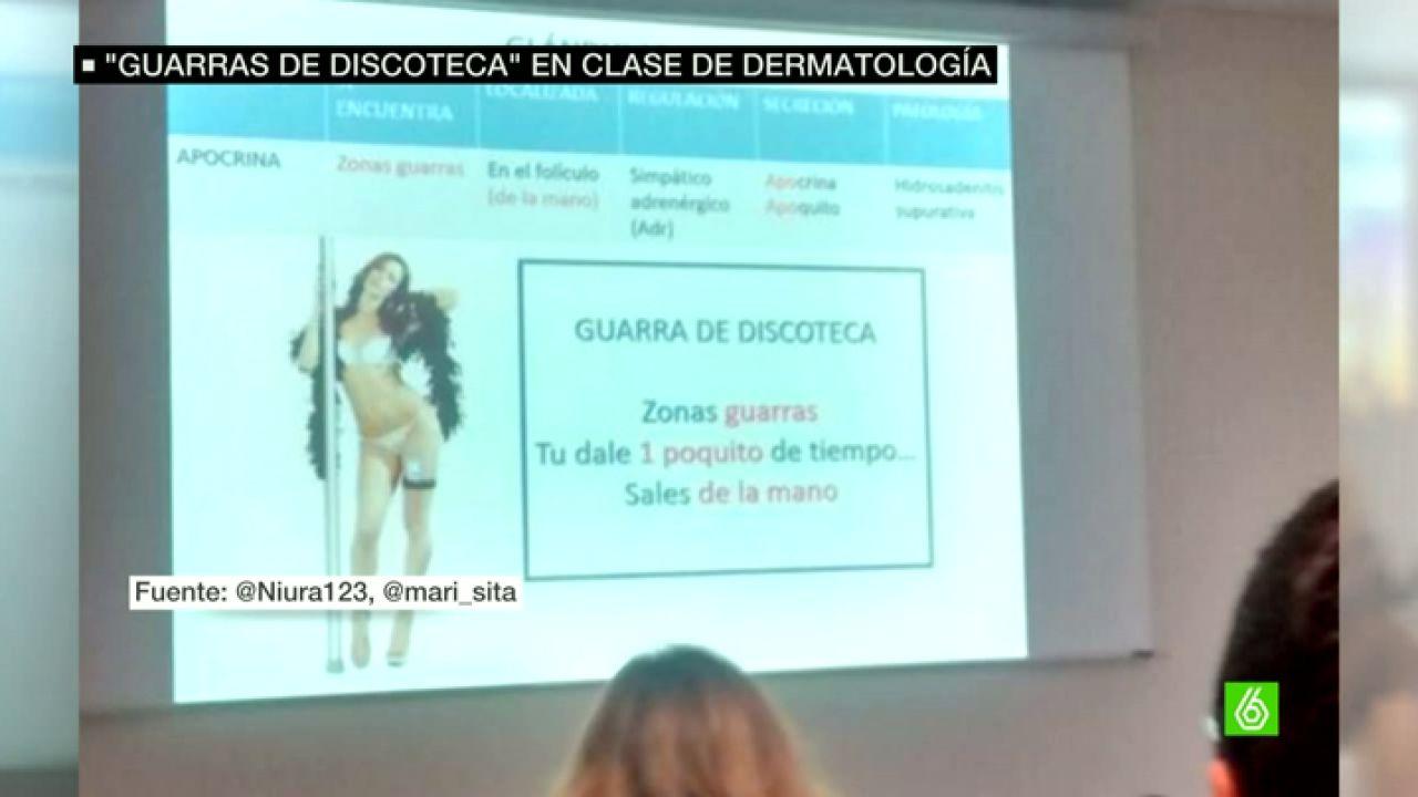 """Noticias Guarras el dermatólogo que llamó """"guarras y rancias"""" a las chicas de discoteca, expedientado"""