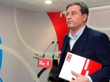 José Ramón Gómez Besteiro en una imagen de archivo