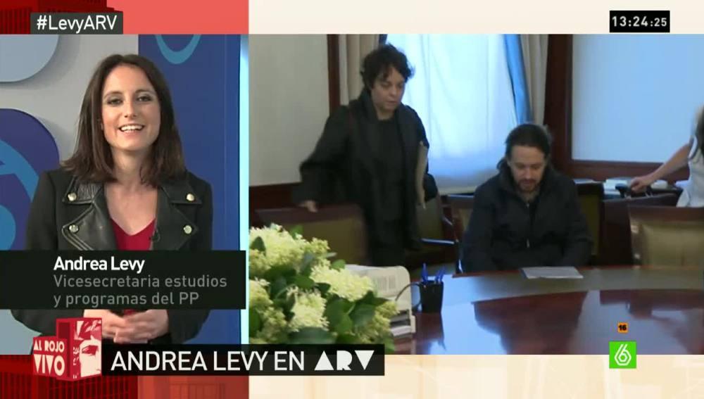 Andrea Levy en ARV