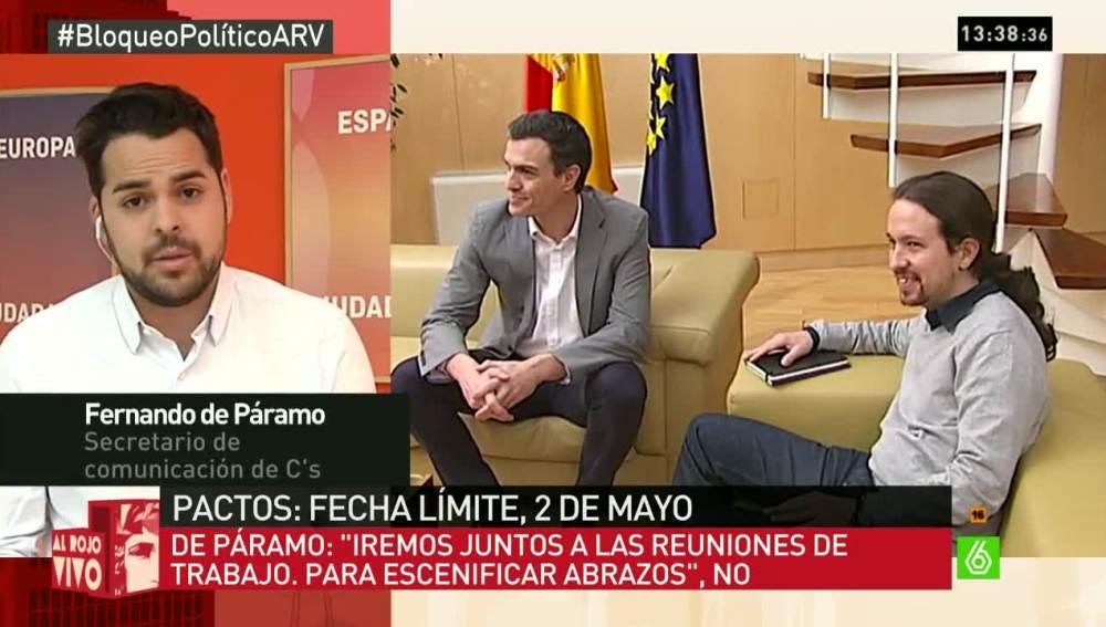 Fernando de Páramo en ARV