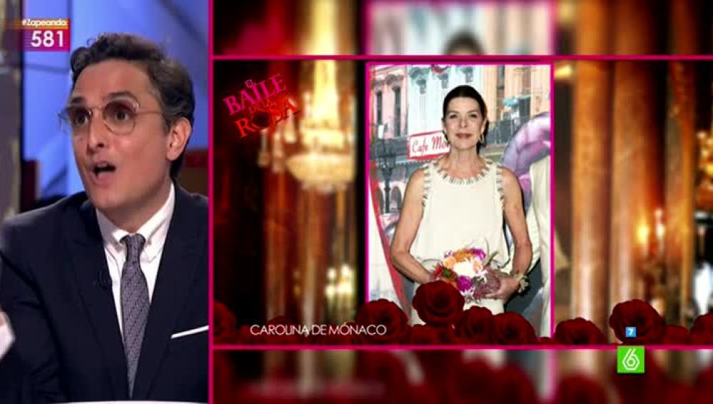 Josie comenta los looks del Baile de la Rosa
