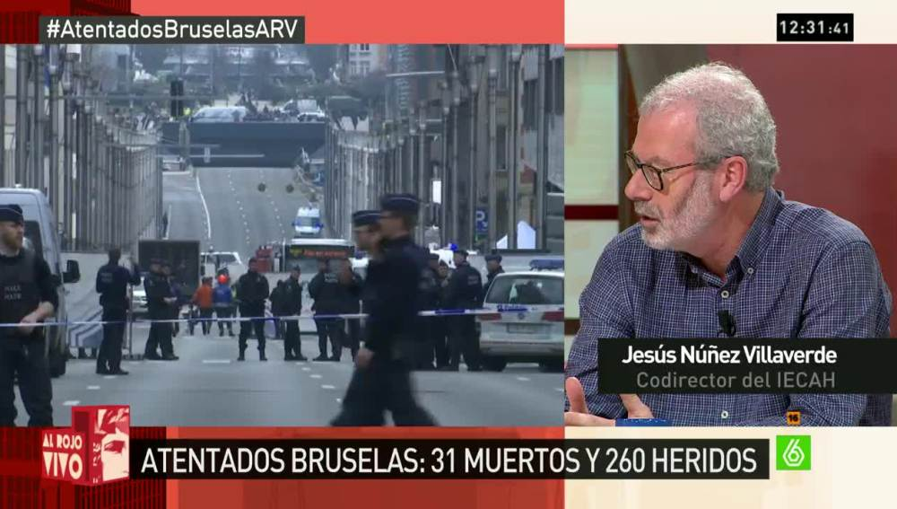 Jesús Núñez Villaverde en ARV