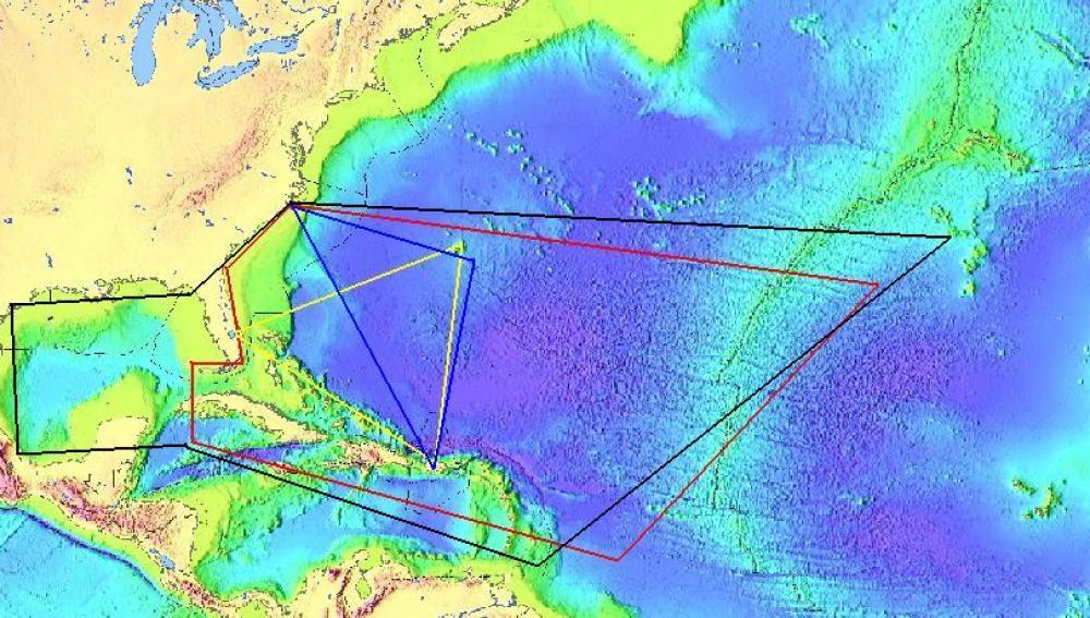 ¿Por qué desaparecían barcos y aviones en el Triángulo de las Bermudas?