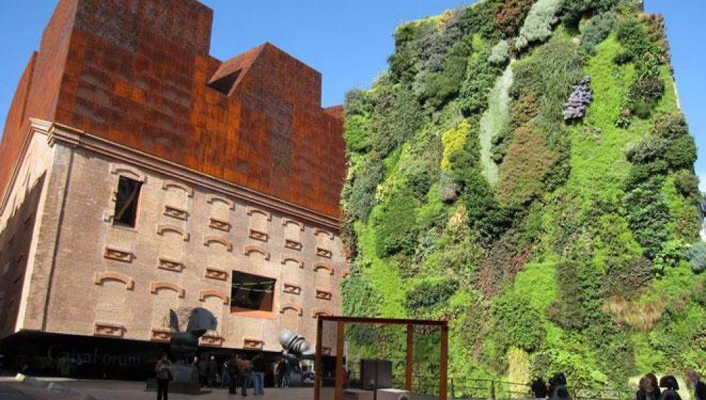 Fachada CaixaForum de Madrid