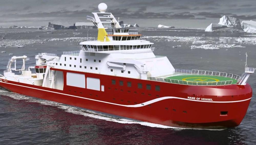 Imagen del buque, Royal Navy