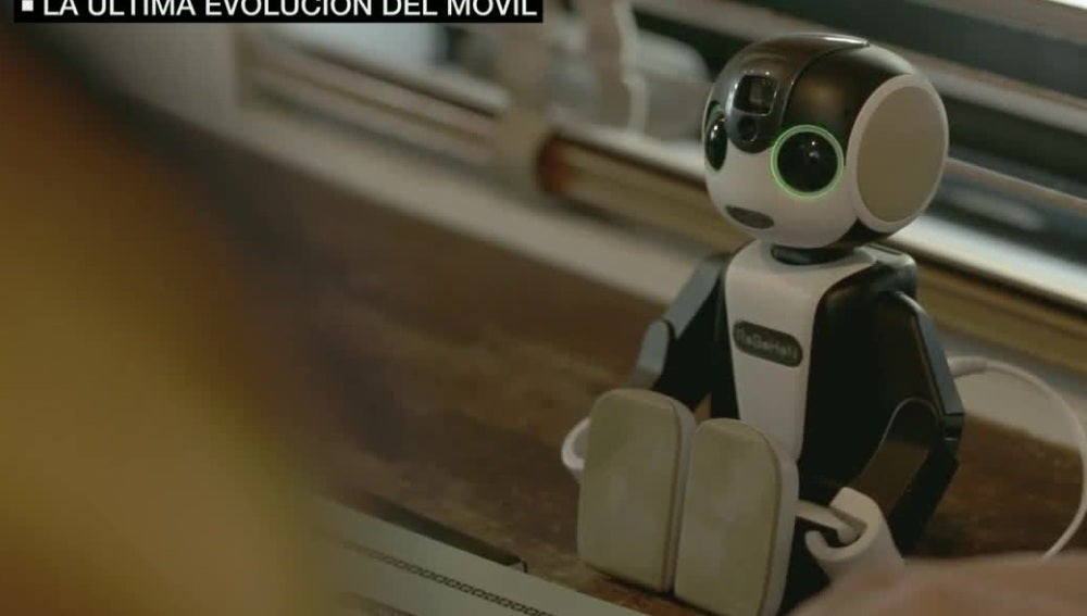 Robohon, el robot del futuro